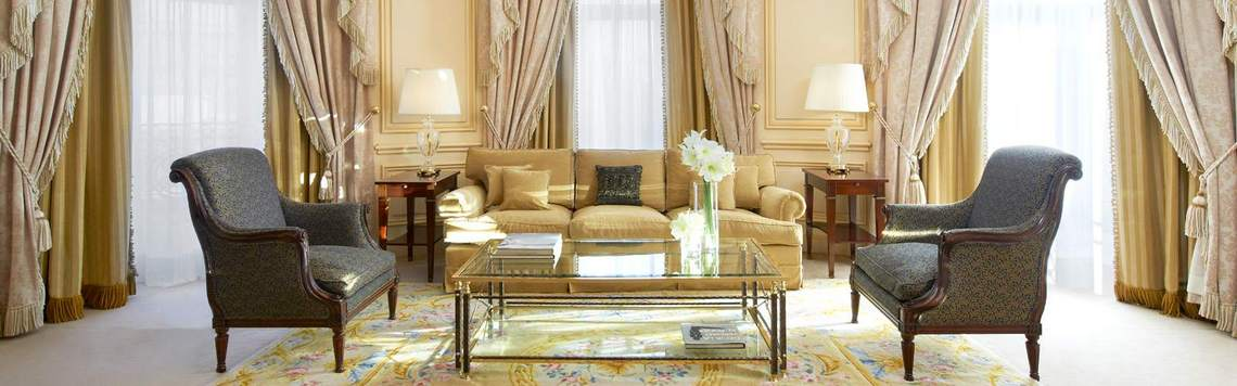 The best Madrid hotels