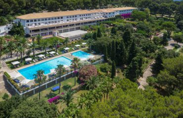 отель Royal Hideaway Formentor Mallorca