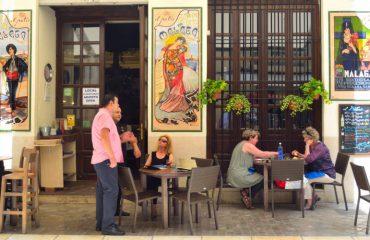 Best restaurants in andalucia