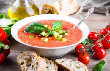 Andulisian Gazpacho Recipe