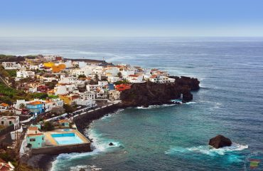 Tenerife Landscape - Blog Post Special Offer Tenerife - SolvipTravel